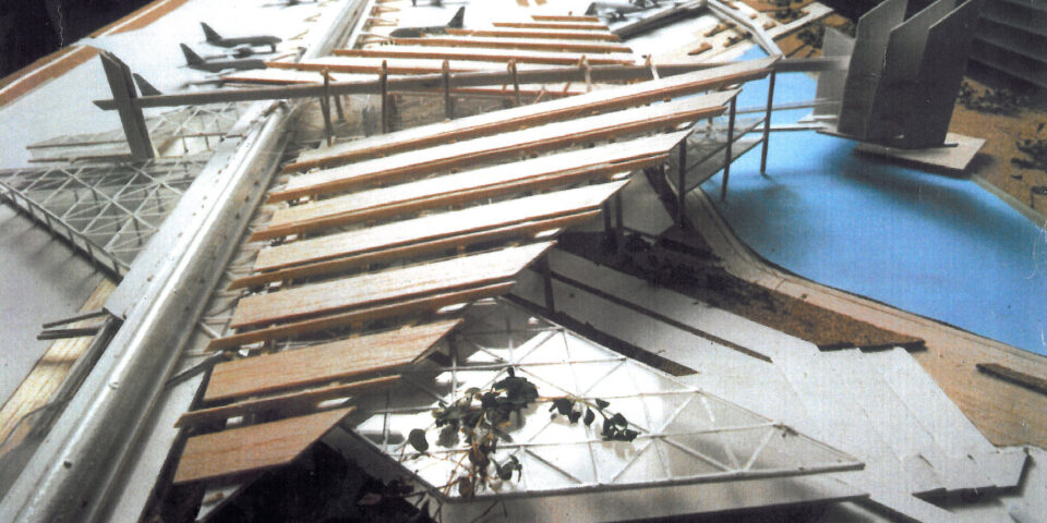 Modell Hurum Flyplass